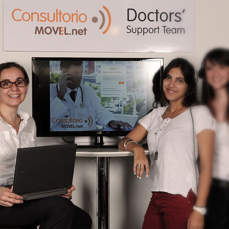 Doctors support