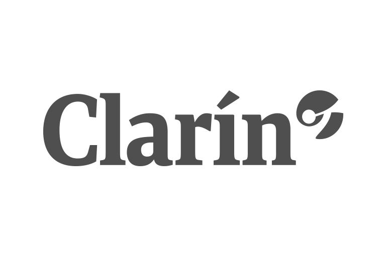 Logo Clarín